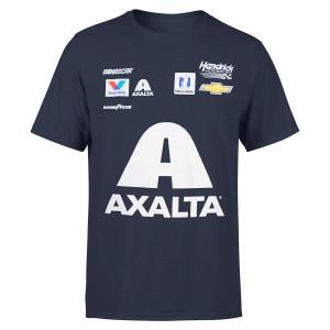 William Byron NASCAR #24 Axalta Uniform T-shirt
