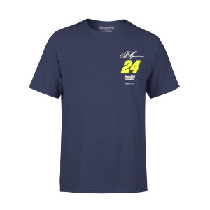 William Byron #24 2018 NASCAR Schedule T-shirt