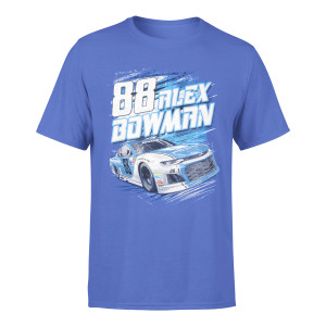Alex Bowman #88 2018 Nationwide Torque 2-Spot T-shirt