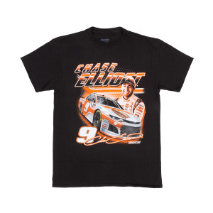 Chase Elliott 2018 #9 Hooters Graphic 2-spot T-shirt