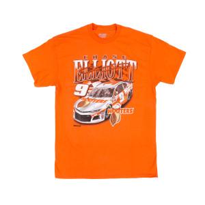Chase Elliott 2018 #9 Hooters Racer 1-spot T-shirt