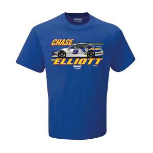 Chase Elliott #9 2018 NASCAR NAPA Car T-shirt