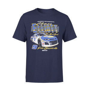 Chase Elliott #9 The Real Deal T-shirt