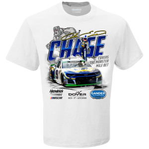 Chase Elliott Gander Outdoors 400 at Dover RACE WIN T-shirt