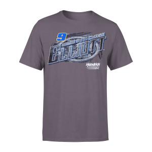 Chase Elliott #9 2019 NASCAR Steel Thunder T-Shirt