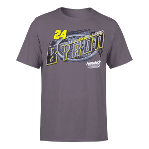 William Byron #24 2019 Steel Thunder T-Shirt