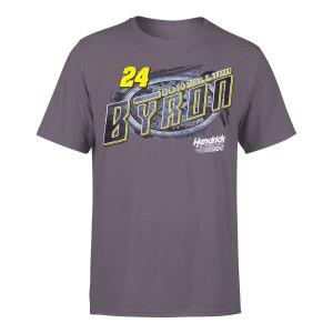 William Byron #24 2019 Steel Thunder T-Shirt
