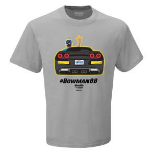 Alex Bowman #88 2018 NASCAR Emoji T-Shirt