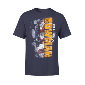 #88 NASCAR Alex Bowman Patriotic TrueTimber T-shirt