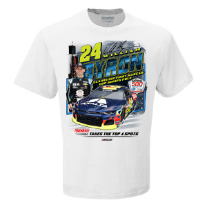 William Byron 2019 NASCAR Daytona 500 Pole Winner T-shirt
