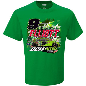Chase Elliott DEWnited T-shirt
