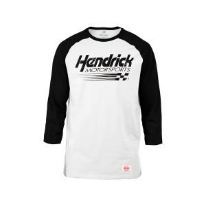 Hendrick Motorsports Men's Cornbread Black 3/4 Sleeve