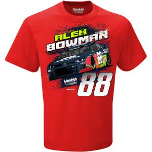 Alex Bowman 2019 Axalta Contender T-shirt