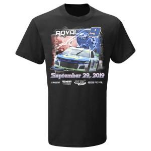 Chase Elliott NASCAR Bank of America Roval 400 Race Win T-shirt