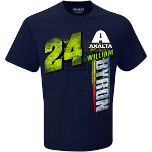 William Byron #24 2020 NASCAR Cup Series Schedule T-shirt