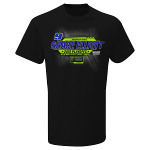 Chase Elliott #9 2019 NASCAR PLAYOFF T-shirt