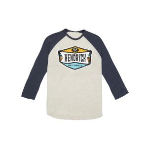 Hendrick Motorsports Vega Stripes 3/4 Sleeve T-shirt
