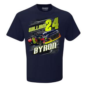 William Byron #24 2020 Axalta Camber Tee