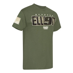 Chase Elliott #9 2020 Military T-shirt
