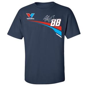 Alex Bowman #88 2020 Valvoline T-shirt