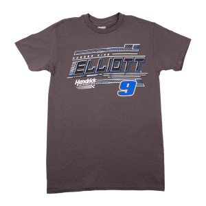 Chase Elliott #9 2020 Short Sleeve Steel Thunder Tee