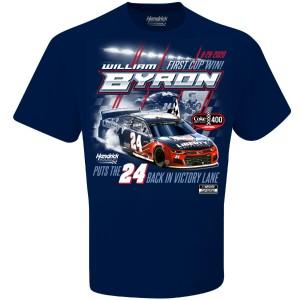 William Byron Daytona 2020 Coke Zero Sugar 400 RACE WIN T-shirt