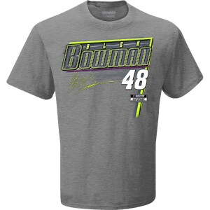 Alex Bowman 2021 Schedule T-shirt
