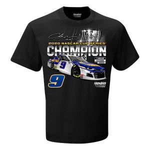 2020 NASCAR Champ Chase Elliott - Men's 2-spot Victory Champ Tee
