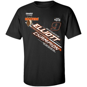 Chase Elliott NASCAR 2020 Champion Hooters T-shirt
