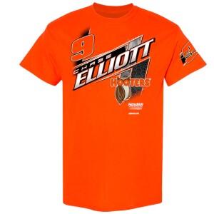 Chase Elliott #9 2021 Hooters T-shirt