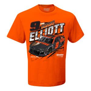 Chase Elliott #9 2021 Hooters Qualifying Tee