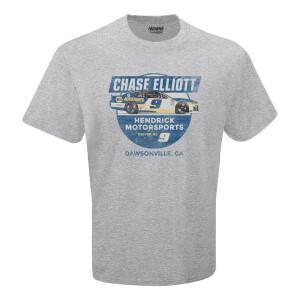 Chase Elliott #9 2021 Hooters Vintage Speed Tee