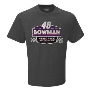 Alex Bowman #48 2021 Vintage Duel Tee