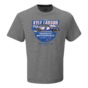 Kyle Larson #5 2021 Vintage Speed Tee