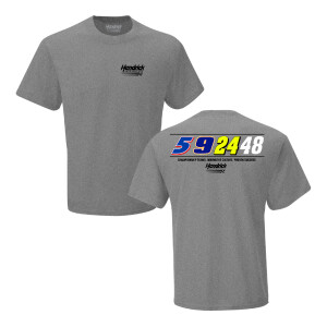 2021 Hendrick Motorsports Car Number Tee