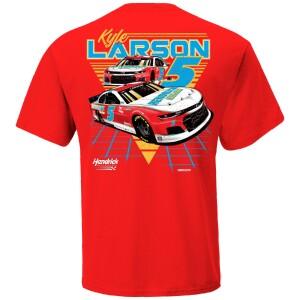 Kyle Larson #5 2021 HendrickCars.com Darlington Graphic Tee