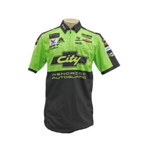 2019 No. 24 City Chevrolet Darlington Throwback Track Shirt