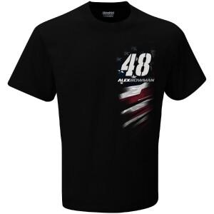 Alex Bowman 2021 #48 Coke 600 T-shirt