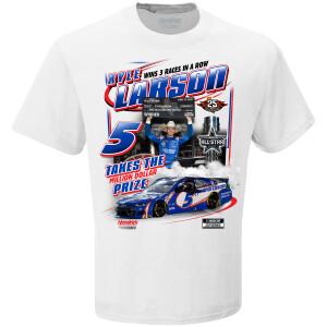 2021 Kyle Larson All-Star Race at Texas RACE WIN T-shirt