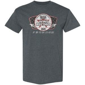 Hendrick Motorsports Distressed 269 Logo Tee