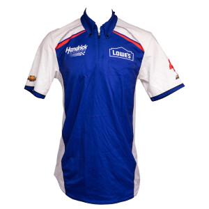 2016/2017 #48 Lowe's Patriotic Track Shirt