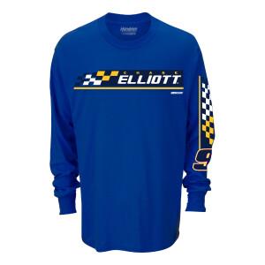 Chase Elliott #9 2-spot LS T-shirt