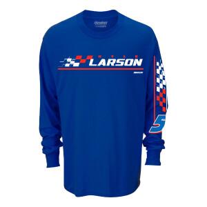 Kyle Larson #5 2-spot LS T-shirt