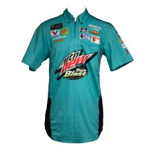 2018 #9 Baja Blast Track Shirt