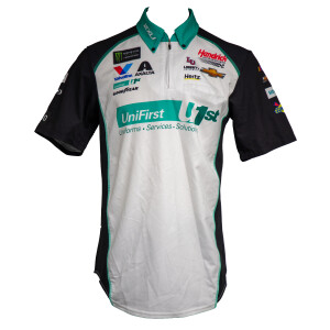 Race Used 2019 No. 24 UniFirst Track Shirt