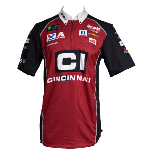 2019 No. 88 Cinicnnati Track Shirt