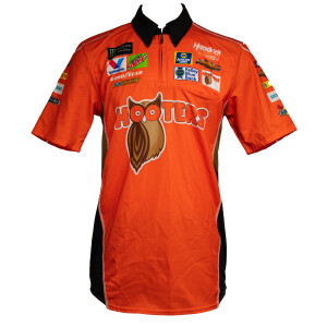 2018 No. 9 Hooters Track Shirt