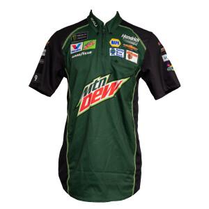 2019 No. 9 Mtn Dew Track Shirt