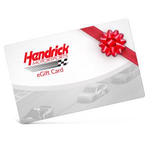 Hendrick Motorsports eGift Card