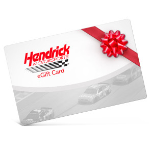 Hendrick Motorsports Electronic Gift Certificate
